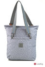 Lady Active Two-in-One plecak L cashmere waterproof jasnoszary